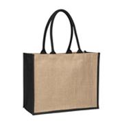 Laminated Jute shopping bag
