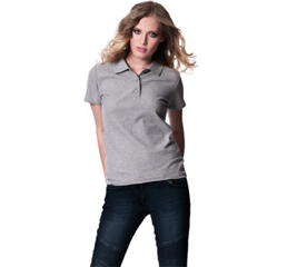 Ladies Organic Polo